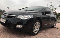 Bán xe Honda Civic 2.0 2006, màu đen chính chủ giá 339 triệu tại Hà Nội