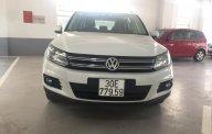 Bán xe lướt công ty, Volkswagen Tiguan đời 2016 màu trắng, giá 1 tỷ 200 triệu, xe nhập giá 1 tỷ 200 tr tại Hà Nội