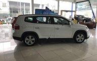 Cần bán Chevrolet Orlando LT 1.8 đời 2018, màu trắng giá 579 triệu tại Hà Nội