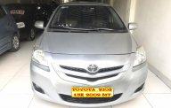 Bán Toyota Vios 1.5 E đời 2009, màu bạc, giá 345tr giá 345 triệu tại Hà Nội
