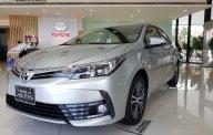 Bán ô tô Toyota Corolla Altis 1.8G sản xuất năm 2018, màu bạc, giá cực tốt. LH ngay nhận KM hấp dẫn tháng 5 giá 753 triệu tại Hà Nội
