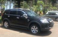 Bán xe Chevrolet Captiva LT đời 2007, màu đen giá 292 triệu tại Bình Thuận