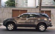 Bán ô tô Toyota Fortuner 2.7V 4x4 AT năm sản xuất 2011, màu xám giá cạnh tranh giá 580 triệu tại Tp.HCM