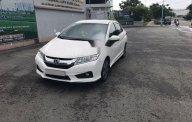 Cần bán Honda City sản xuất năm 2015, màu trắng, giá 495tr giá 495 triệu tại Tp.HCM