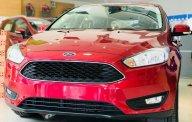 Bán Ford Focus 2018, màu đỏ, giá 580tr, BHVC, Phim, Ghế da,... Vay được 90% giá trị xe giá 580 triệu tại Tp.HCM