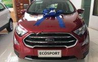 Bán Ford EcoSport Titanium 1.5L AT năm sản xuất 2018, màu đỏ, 648 triệu giá 648 triệu tại Tp.HCM