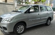 Cần bán Toyota Innova MT sản xuất năm 2014, màu bạc, nhập khẩu chính chủ giá 550 triệu tại Hà Nội