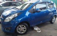 Cần bán Chevrolet Spark 1.2LT 2016, màu xanh lam số sàn giá 275 triệu tại Hà Nội