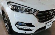 Cần bán xe Hyundai Tucson 1.6 AT năm 2018, màu trắng, 892 triệu giá 892 triệu tại Tp.HCM