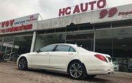 Bán Mercedes S500L đời 2014, màu trắng số tự động giá 3 tỷ 700 tr tại Hà Nội