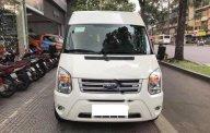 Bán ô tô Ford Transit 2.4 Luxury sản xuất năm 2016, màu trắng số sàn, giá chỉ 710 triệu giá 710 triệu tại Hà Nội
