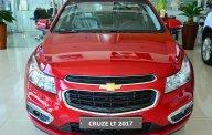 Bán Chevrolet Cruze LT 2018, màu đỏ, giá chỉ 589 triệu giá 589 triệu tại Tp.HCM