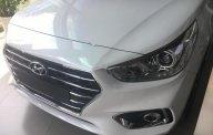 Cần bán Hyundai Accent năm 2018, màu trắng, giá 538tr giá 538 triệu tại Hà Nội