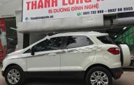 Cần bán lại xe Ford EcoSport Titanium sản xuất năm 2016, màu trắng giá 568 triệu tại Hà Nội