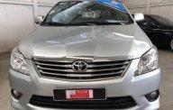 Bán ô tô Toyota Innova G đời 2013, màu bạc giá 620 triệu tại Tp.HCM