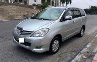 Bán xe Toyota Innova G đời 2011, màu bạc, giá 435 triệu tại HN giá 435 triệu tại Hà Nội