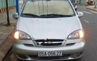 Bán ô tô Chevrolet Vivant AT sản xuất năm 2008, màu bạc  giá 225 triệu tại Tp.HCM