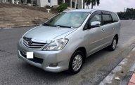 Bán Toyota Innova G đời 2010, màu bạc giá 435 triệu tại Hà Nội