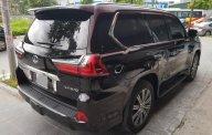 Cần bán lại xe Lexus LX 570 năm sản xuất 2016, màu đen, xe nhập số tự động giá 7 tỷ 500 tr tại Hà Nội