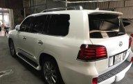 Chính chủ bán xe Lexus LX 570 2011, màu trắng, nhập khẩu   giá 3 tỷ 650 tr tại Hà Nội