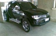 Bán ô tô Mitsubishi Triton sản xuất năm 2010, màu đen còn mới giá 310 triệu tại Đà Nẵng