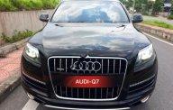 Bán xe Audi Q7 4.2 AT sản xuất 2010, màu đen, xe nhập còn mới giá 1 tỷ 250 tr tại Hà Nội