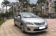 Bán xe Toyota Corolla altis 1.8G AT đời 2013, màu bạc giá 590 triệu tại Hà Nội