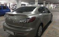 Cần bán lại xe Mazda 3 sản xuất năm 2014, màu xám chính chủ giá 520 triệu tại Tp.HCM