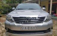 Cần bán Toyota Fortuner V đời 2014, màu bạc giá 750 triệu tại Tp.HCM