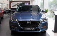 Cần bán Mazda 3 đời 2018, màu xanh lam, giá chỉ 659 triệu giá 659 triệu tại Tp.HCM