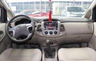 Cần bán lại xe Toyota Innova E 2.0MT sản xuất 2014, màu vàng giá 586 triệu tại Tp.HCM