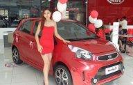Cần bán Kia Morning năm sản xuất 2018, màu đỏ giá 290 triệu tại Hà Nội