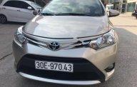 Bán Toyota Vios 1.5E năm 2017, màu vàng chính chủ, 515tr giá 515 triệu tại Hà Nội