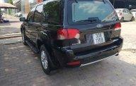 Bán Ford Escape XLT sản xuất năm 2009, màu đen chính chủ, 395tr giá 395 triệu tại Hà Nội