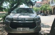 Bán xe innova 2.0V màu bạc giá 795 triệu tại Hà Nội