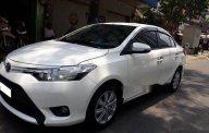 Cần bán xe Toyota Vios năm 2017, màu trắng xe gia đình, giá tốt giá 462 triệu tại Tp.HCM