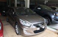 Cần bán gấp Hyundai Accent 1.4 năm 2014, màu nâu giá 470 triệu tại Hà Nội