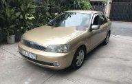 Cần bán lại xe Ford Laser 1.8 MT sản xuất năm 2002, màu ghi vàng  giá 200 triệu tại Tp.HCM