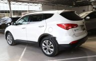 Cần bán lại xe Hyundai Santa Fe 2.2AT 4WD CRDi năm sản xuất 2015, màu trắng giá 958 triệu tại Tp.HCM