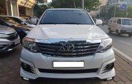 Bán Toyota Fortuner TRD Sportivo 4x2 AT 2016, màu trắng  giá 920 triệu tại Hà Nội