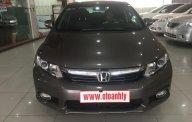 Bán xe Honda Civic 2.0AT đời 2013, màu nâu giá 575 triệu tại Phú Thọ
