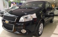 Cần bán xe Chevrolet Aveo đời 2018, màu đen, 459tr giá 459 triệu tại Tp.HCM