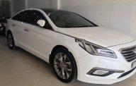 Bán xe Hyundai Sonata sản xuất năm 2015, màu trắng, nhập khẩu Hàn Quốc, 768 triệu giá 768 triệu tại Tp.HCM