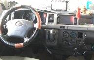 Cần bán gấp Toyota Hiace 2.7 năm 2011, màu xanh lam, giá 360tr giá 360 triệu tại Kon Tum