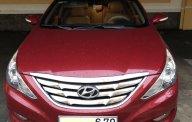 Cần bán Hyundai Sonata đời 2101 màu đỏ, đã qua sử dụng giá 590 triệu tại Tp.HCM