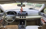 Cần bán lại xe Toyota Camry 2.4 G năm sản xuất 2004 số sàn giá 328 triệu tại Hà Nội