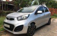 Bán xe Kia Morning 1.25MT năm sản xuất 2014, màu bạc xe gia đình giá 259 triệu tại Tiền Giang