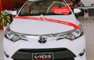 Bán ô tô Toyota Vios 1.5 TRD sản xuất 2017, màu trắng, 586 triệu giá 586 triệu tại Cà Mau