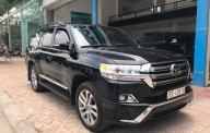 Cần bán Toyota Land Cruiser VX 2017, màu đen, nhập khẩu giá 6 tỷ 300 tr tại Hà Nội