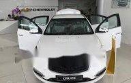 Bán xe Chevrolet Cruze năm sản xuất 2018, màu trắng, giá 589tr giá 589 triệu tại Tp.HCM